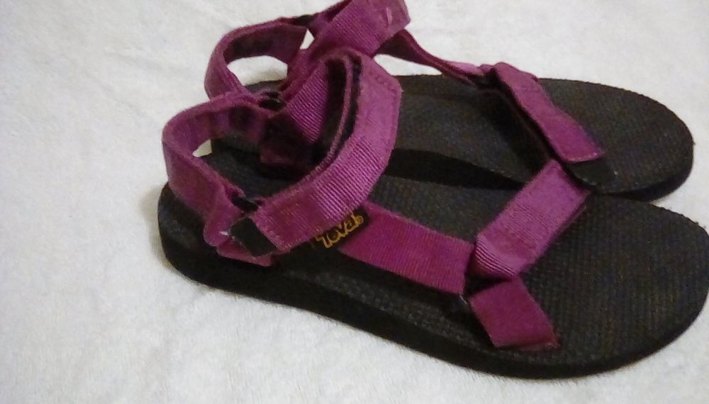5bb9a491d93a Teva women s size 6 hiking sandals violet  fashion  clothing  shoes   accessories  womensshoes  sandals (ebay link)