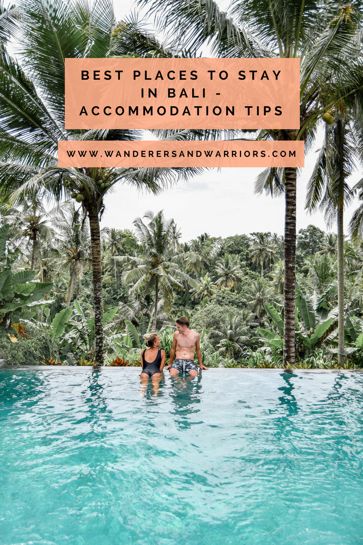 Where To Stay In Bali Guide - A Complete Breakdown