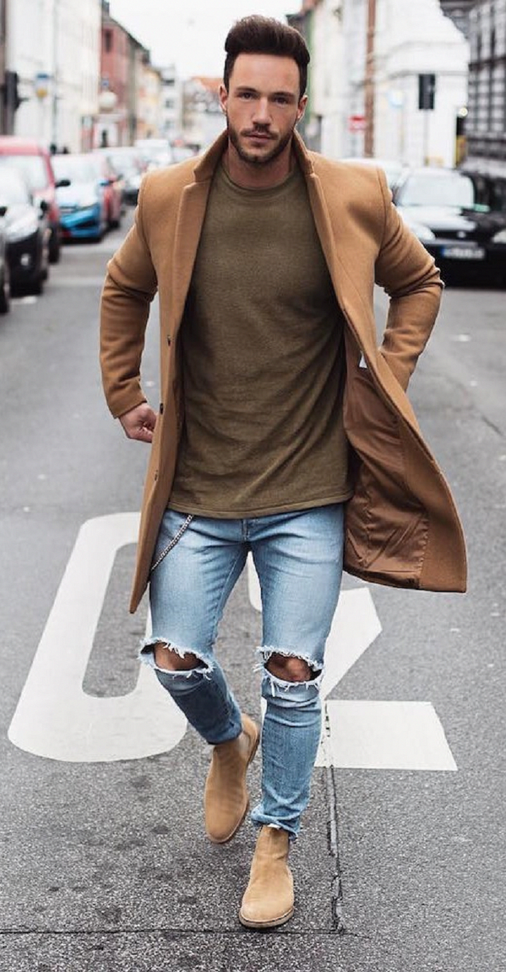 what to wear with jeans and chelsea boots 50+ best outfits