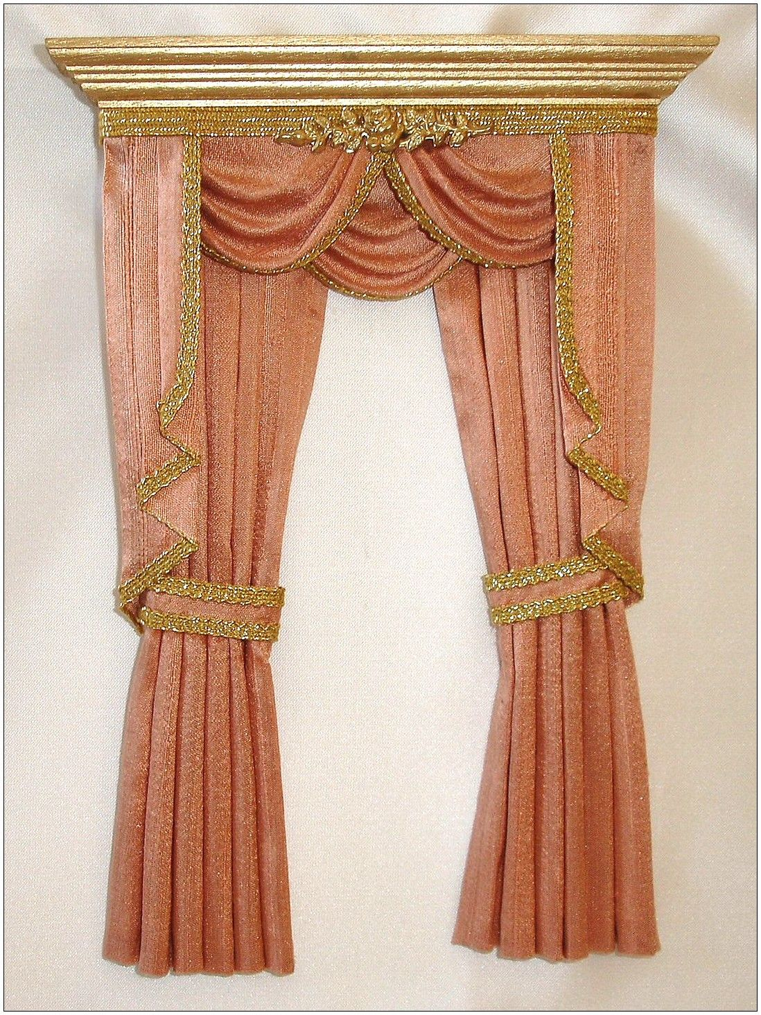 Curtains and valances fancy curtains window treatment for Fancy window design