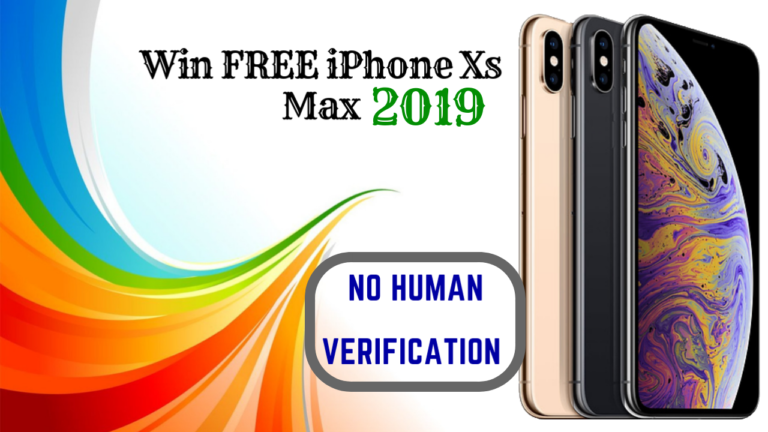 Enter Lucky Spin to Win New iPhone X Max in 2019   Holiday
