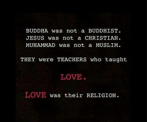 love is the language.