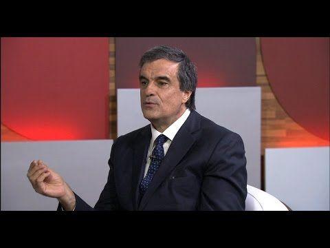 GLOBONEWS MIRIAM LEITÃO ✦  Entrevista com Ministro José Eduardo Cardozo ...