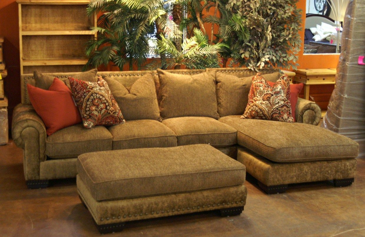 Sofa With Chaise Sectional Sofa With Chaise Rustic Sectional Sofas Gold Sofa