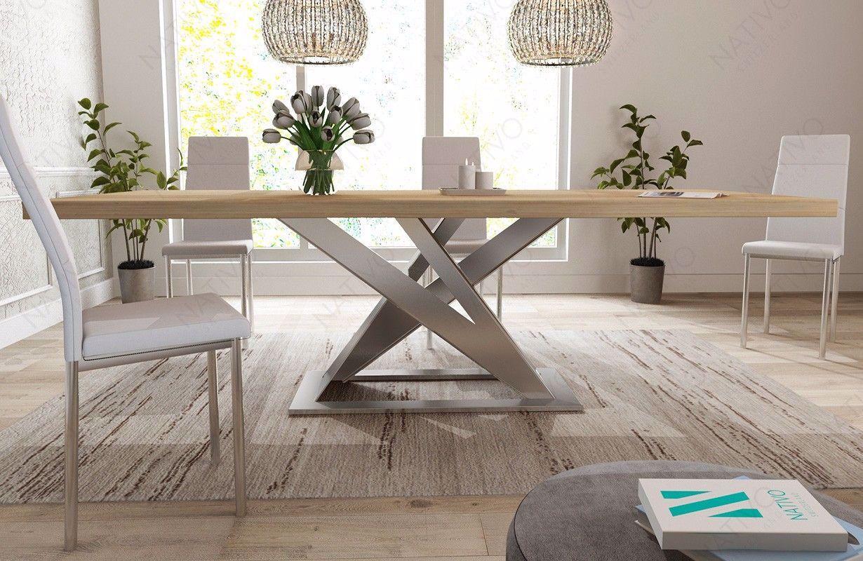 Nativo Namestaj Beograd Ugaone Garniture Bracni Kreveti Dnevna Soba Trpezarijski Namestaj In 2020 Dining Table Decor Kitchen Table Settings Light Oak Dining Table
