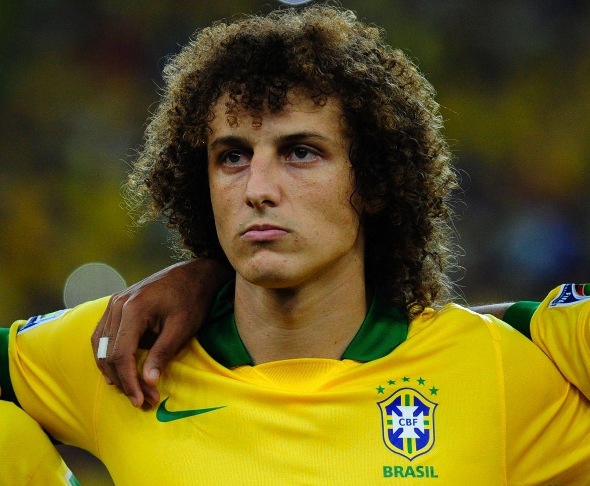 soccer haircuts name david luiz brazilnt football soccer sports psg