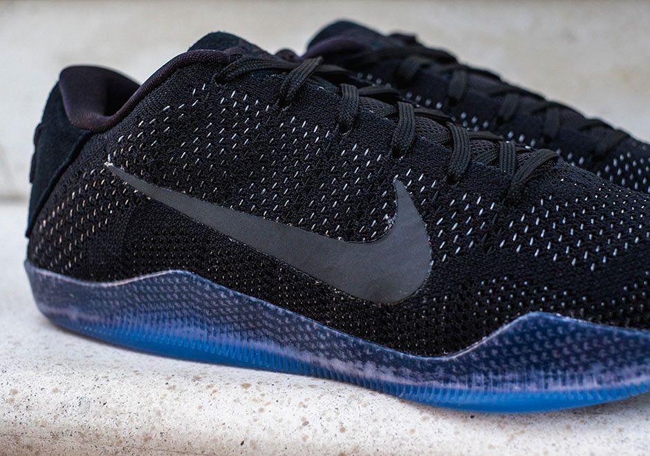 392a7a8b9fd4 Nike Kobe 11 Black Space