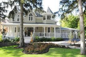Las casas victorianas