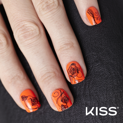 Kiss Nail Tattoos Are New For 2017 The Perfect Accessory Any Mani