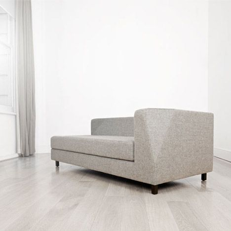 Sofa Tables Interchangable sofa designed in Montr al