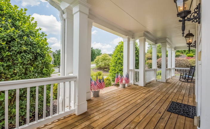 Wow House Spectacular Southern Living With Wrap Around Porch