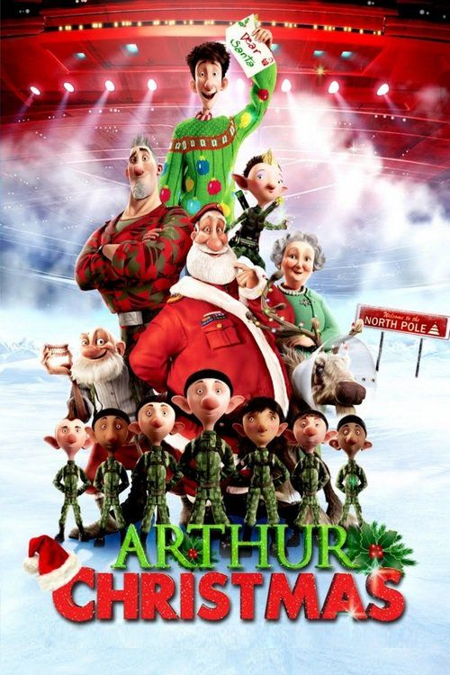 watch arthur christmas 2011 full movie online - Arthur Christmas Full Movie Online