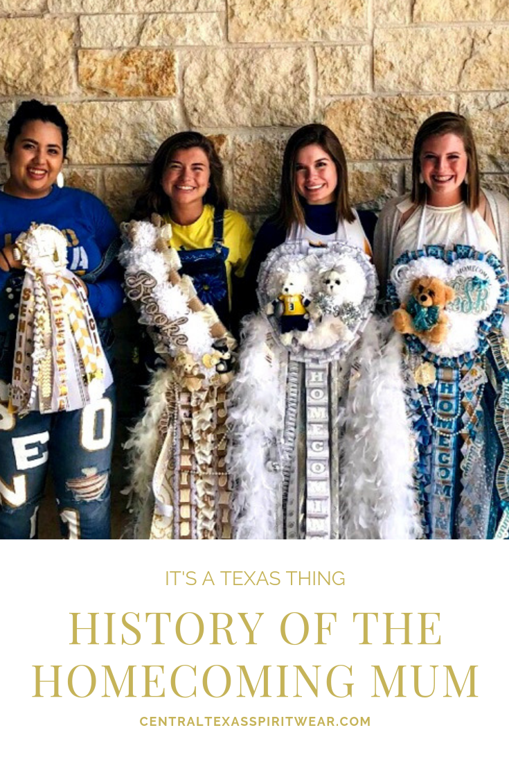 It S A Texas Thing History Of The Homecoming Mum