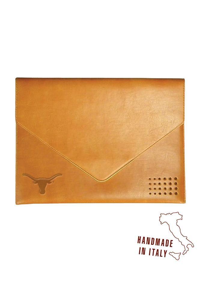 Longhorn Leather Document Folder Document folder - leather resume folder