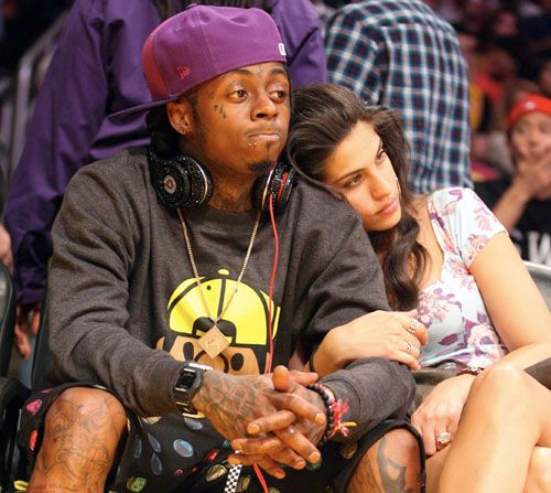 Christina Milian Wedding Ring: Lil Wayne DUMPS Fiance' Dhea Over Racy Photo Shoot