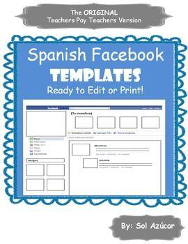 facebook project template