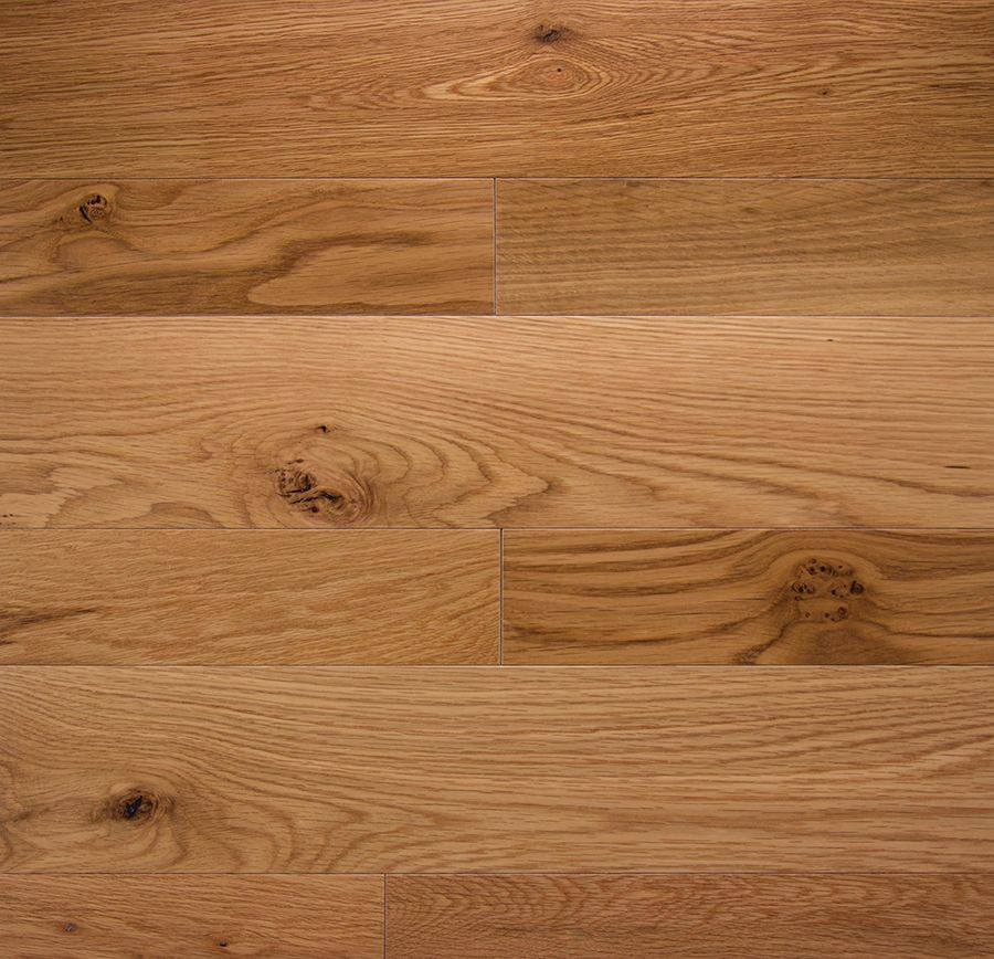 3 4 X 5 Prefinished Somerset Character White Oak Floor Solid Hardwood Floors Hardwood Floors Natural Oak Flooring