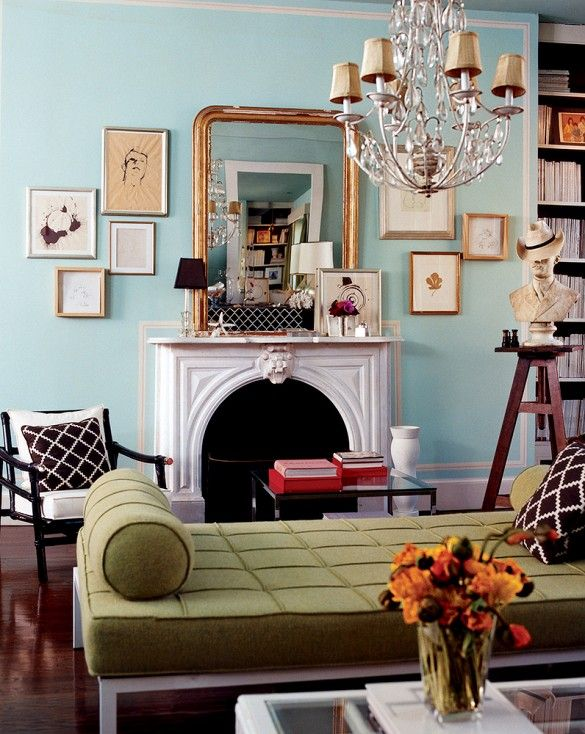 5 Unexpected Color Combinations That Actually Work Pinterest 17 Green Room Decorating