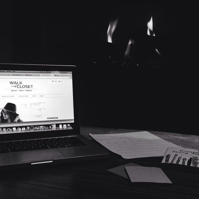 O F F I C E  in front of the fire working on @walkin_closet while - action plan template