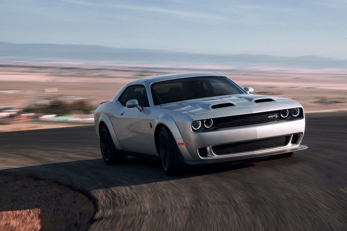 2019 Dodge Challenger Hellcat Redeye Now Has A Supercharged V8 Engine That Yields Dodge Challenger Hellcat Challenger Srt Hellcat Dodge Challenger Srt Hellcat