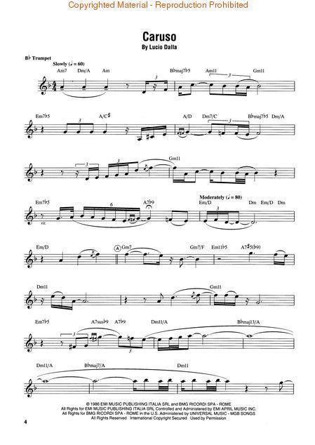 Best Of Chris Botti Sheet Music By Chris Botti Sku Hl 672556