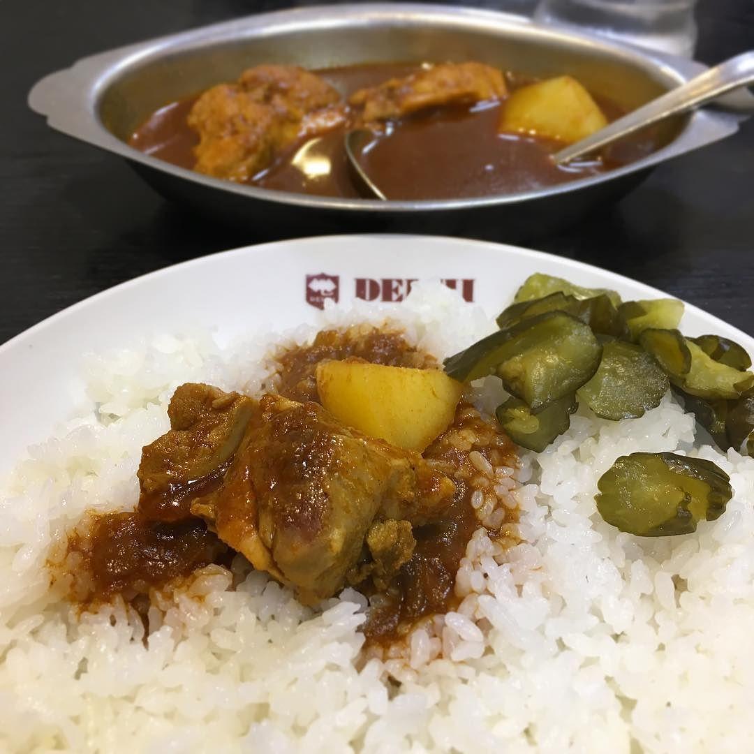 カシミールカレー デリー 上野 カシミールカレー カレー Curry