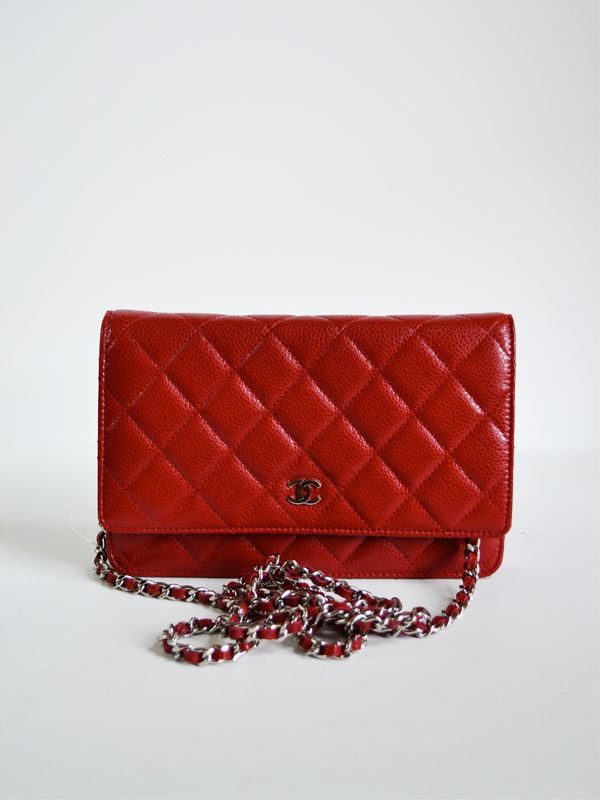 272f4d93b5bd chanel 12A red quilted woc $2200 | Chanel | Bags, Chanel, Fashion