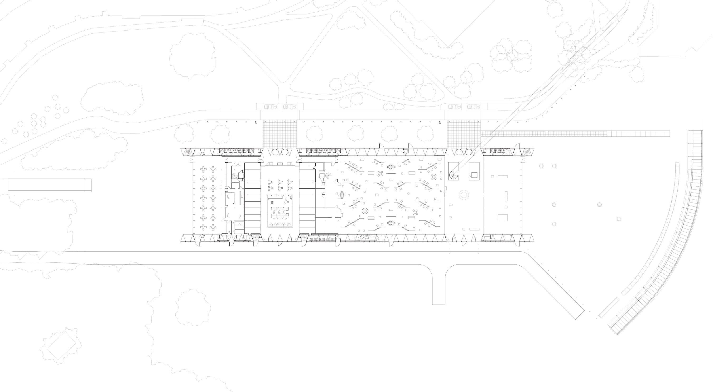 Sainsbury Centre for Visual Arts | Treball de planta | Pinterest ...