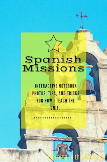 Spanish Mission of Texas - Texas History #historyfacts