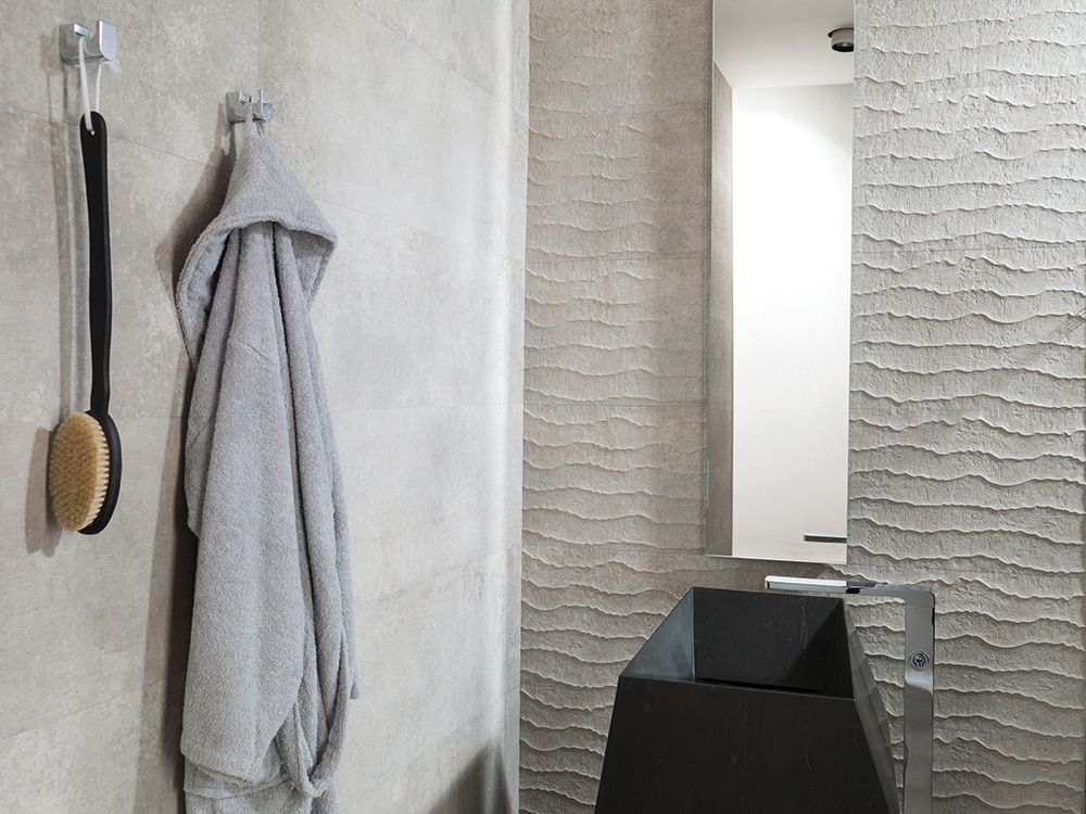 Contour Natural Wall Tiles Modern Tiles Shower Wall Tile