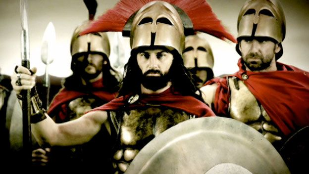 How to be a spartan