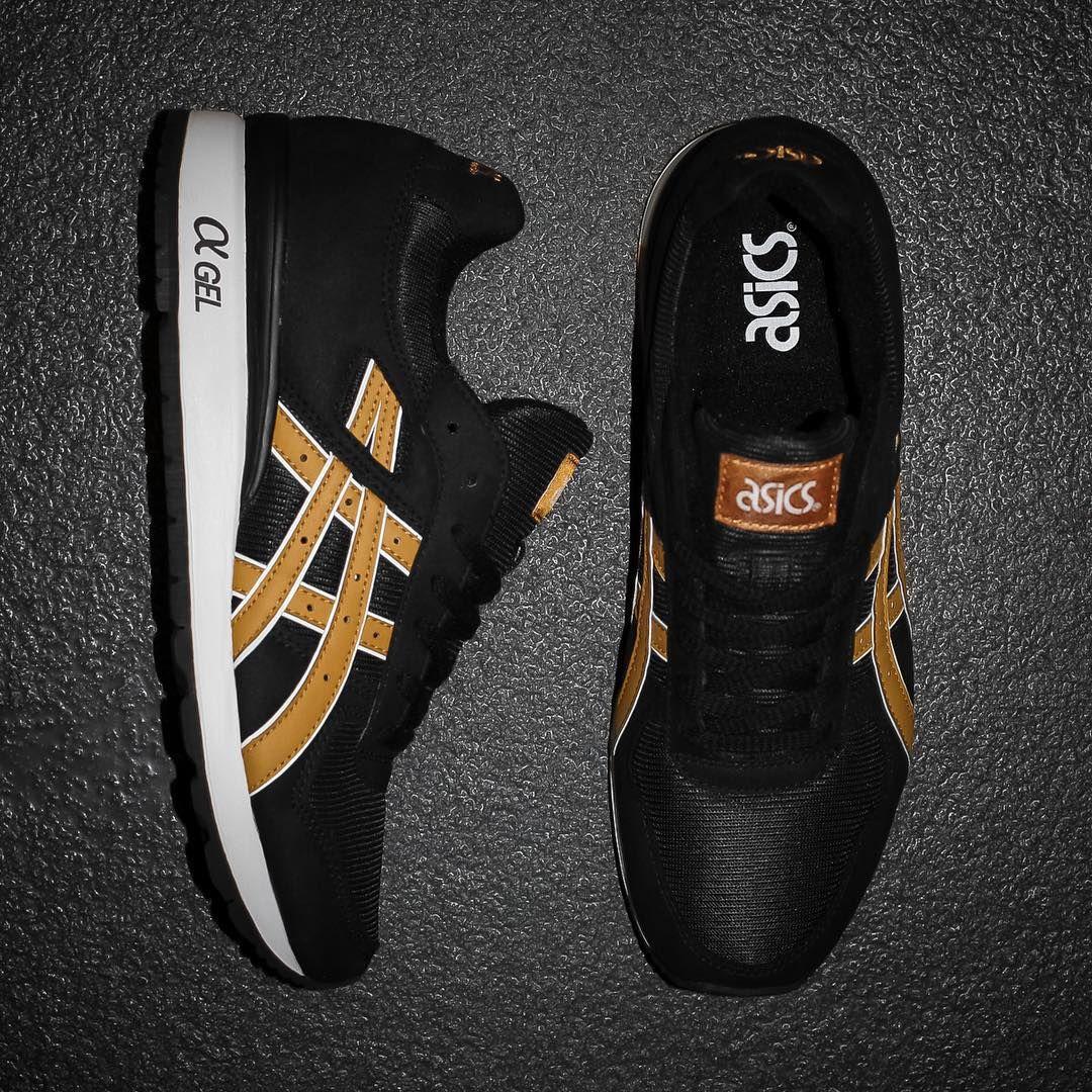 4e2c5b3cf7a1 Asics GT-II  Black Tan