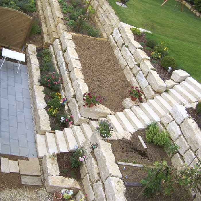 Bildergebnis Fur Granit Aussentreppe Garten Treppe