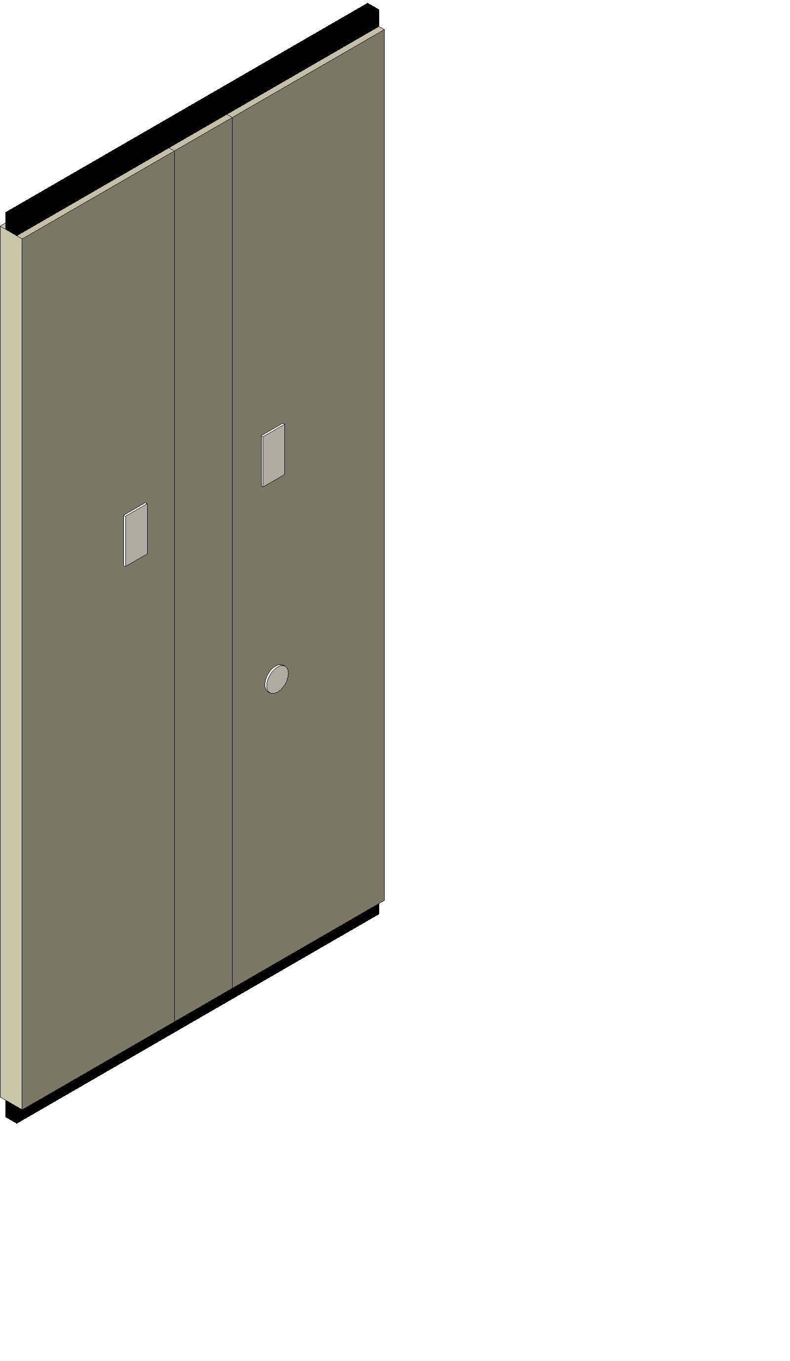 Double Door Elevator Revit