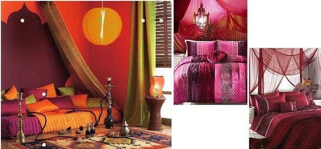 Dormitorio estilo rabe dibujos pinterest decoraciones de hogar dormitorio y estilo - Dormitorios arabes ...