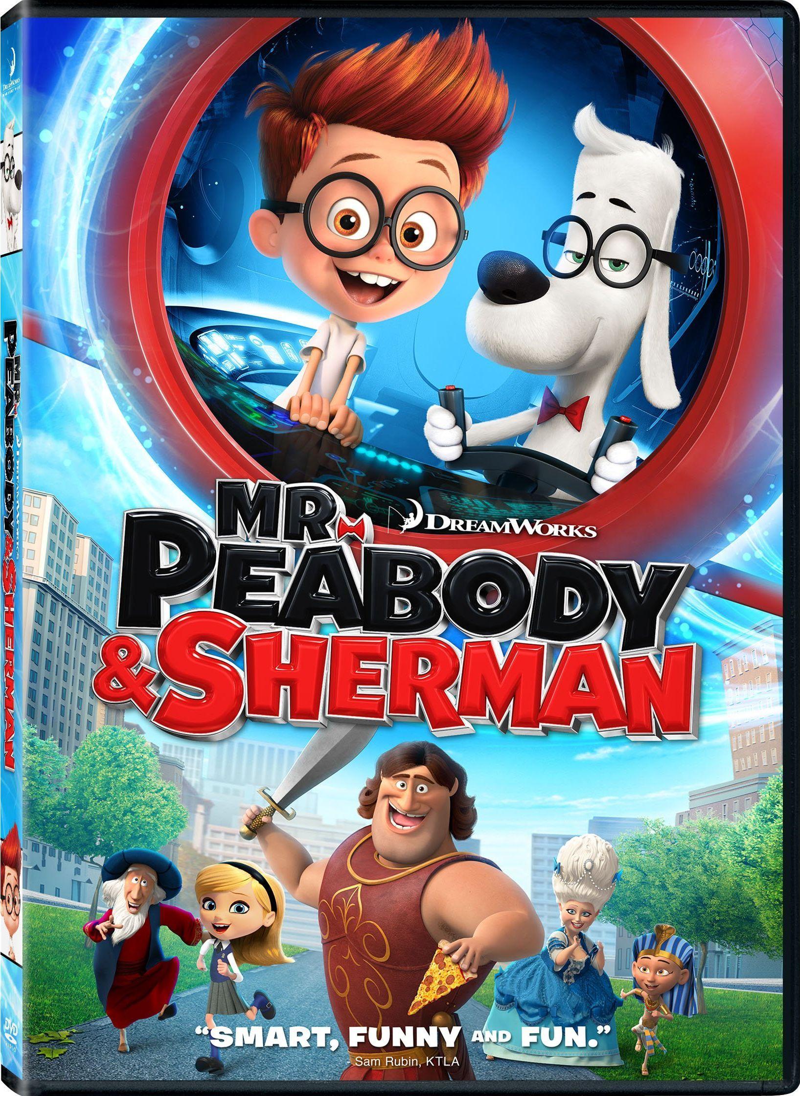 Ausmalbilder Tinkerbell Ein Sommer Voller Abenteuer : Mr Peabody And Sherman Dvd New Movies Pinterest