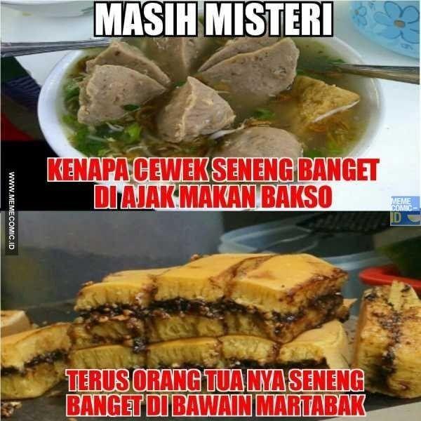 Pin Oleh Paoyansin Di Lucu Humor Meme Lucu Makanan