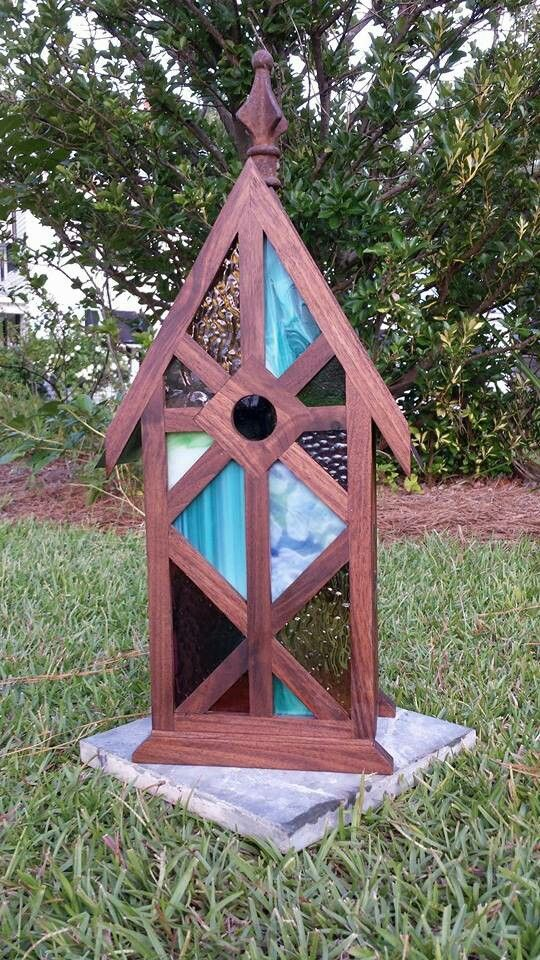 History through birdhouses.....Recycling is for the birds.