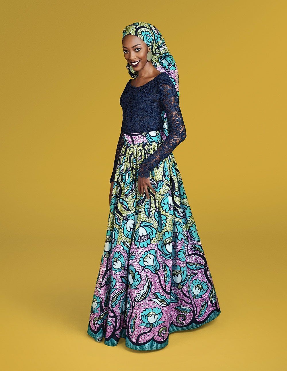 c518fe6a0237 Create your own African Fashion and be inspired by our Vlisco lookbook