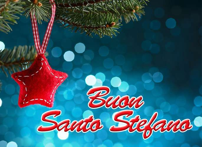 Buon Natale Cugini.Auguri Santo Stefano Natale Buon Natale Auguri Natale