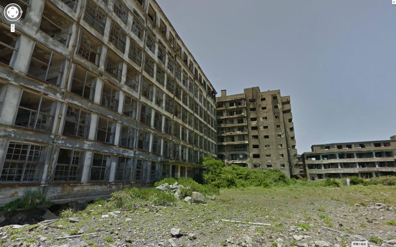 Haunted? Abandoned buildings on the edge of the island - image ...