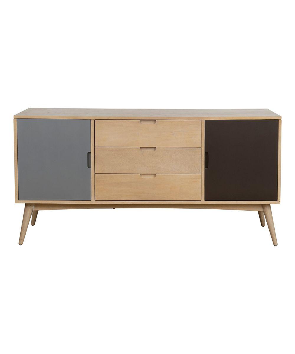 Best Natural Dark Gray Midtown Server Cabinet Home Crafts 640 x 480