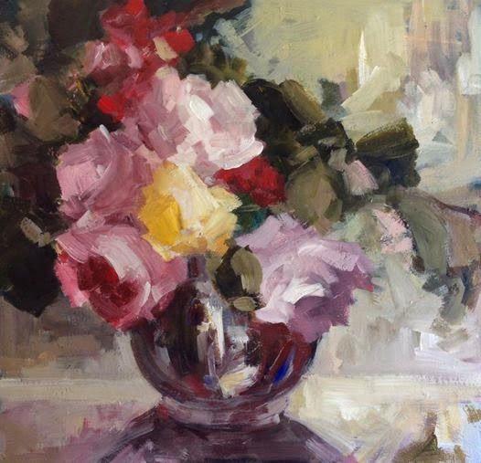 Parastoo Ganjei Art 2 Pinterest Painting Vases Paintings And