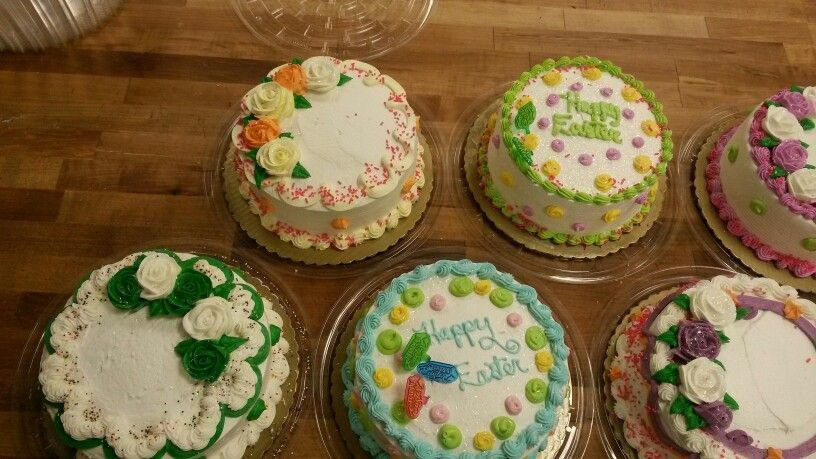 17 99 8 Inch Round Cakes Feeds Up To 10 People Publix