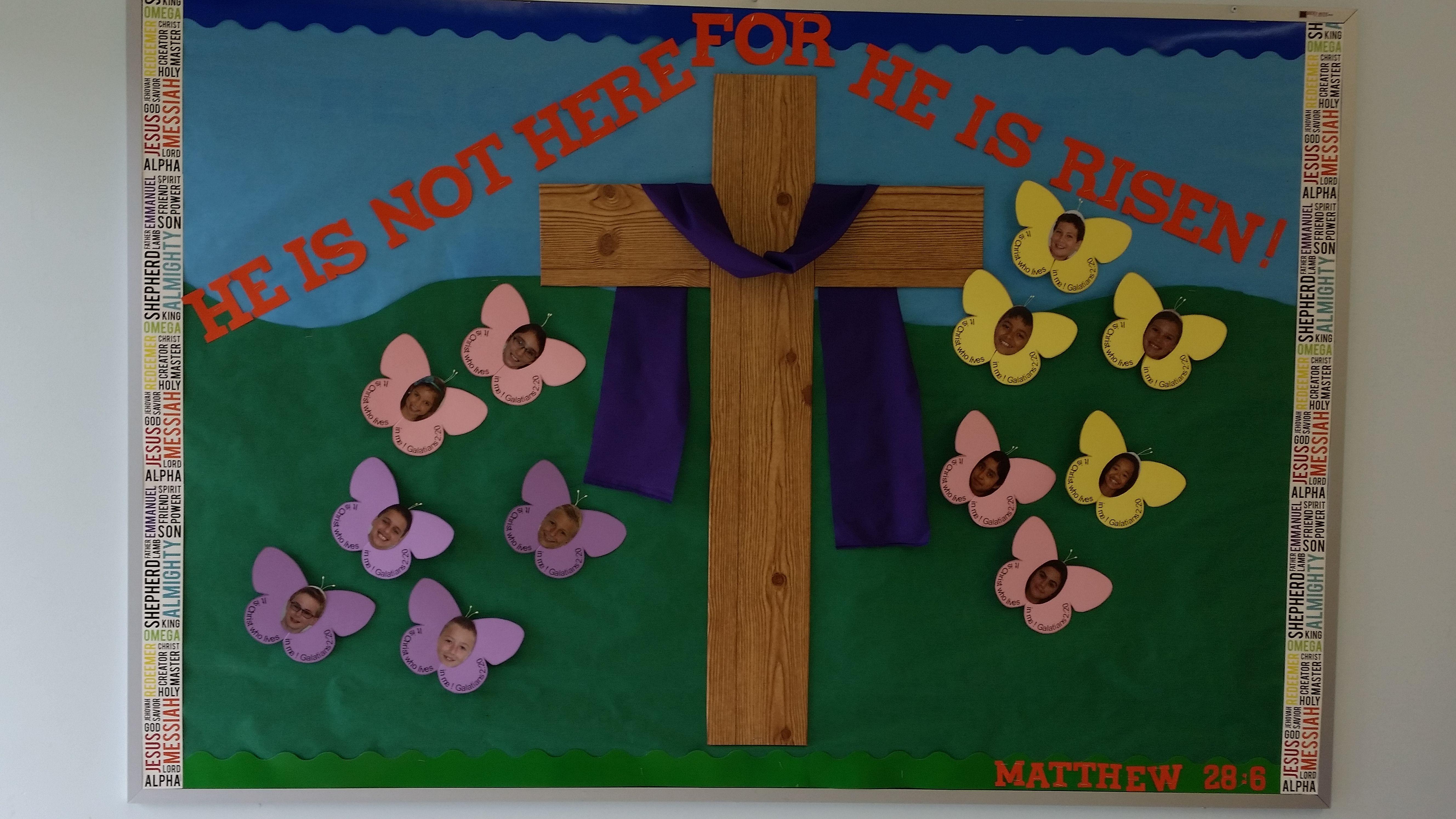 Pin By Heidi Kane On Sunday School Bulletin Board Ideas