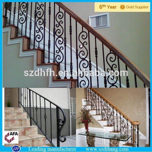 de hierro forjado barandas porche escalera de hierro de la imagen