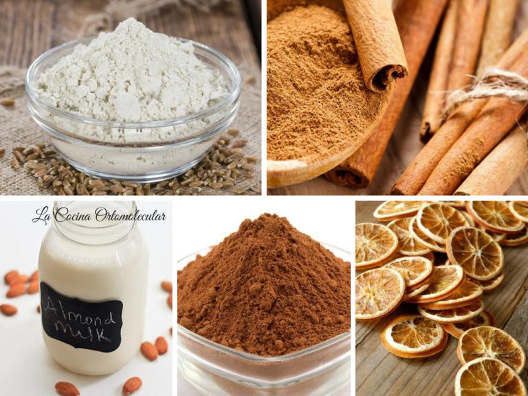 Ingredientes 200 gr. de harina de espelta 100 gr. de harina de algarroba 250 ml de leche vegetal de avena, castañas o almendras (a temperatura ambiente, no fría) 1 sobre de levadura en polvo 1 cda …