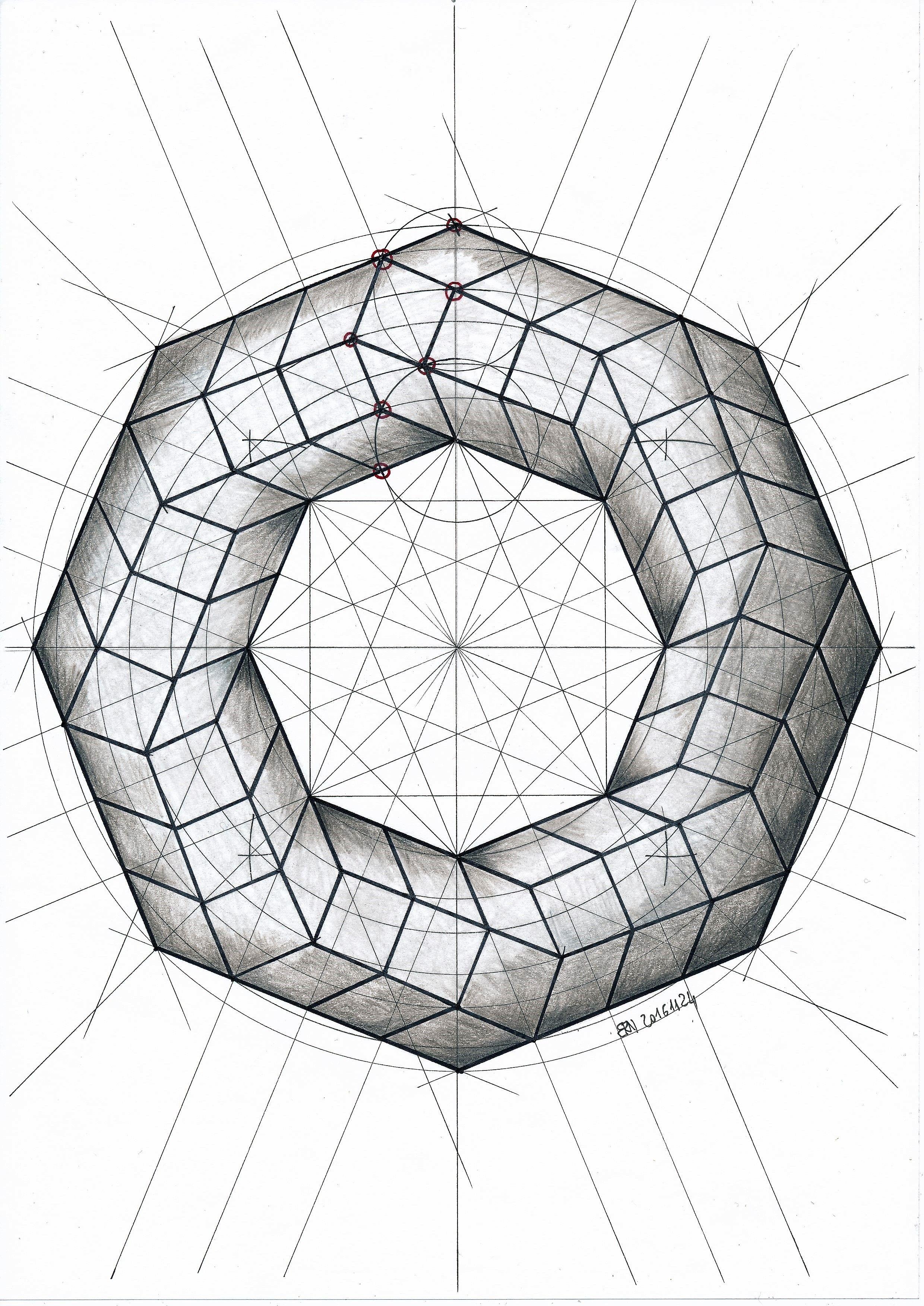 Polyhedra Solid Geometry Symmetry Mathart Regolo54