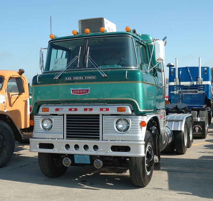 H series Ford | Trucks | Pinterest | Ford, Ford trucks and Rigs