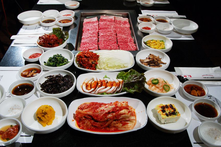 Where To Eat Korean Food In La By Andrew Zimmern Experiencing Food